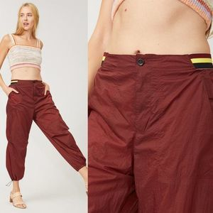 FREE PEOPLE Ripple Track Jogger Sport Pants NWT